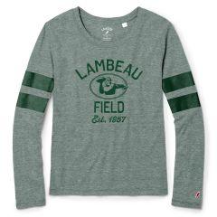 Lambeau Field Women's Phys Ed T-Shirt