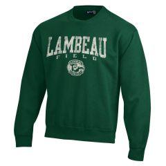 Lambeau Field Big Cotton Fleece Crew