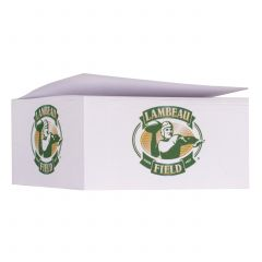 Lambeau Field Paper Cube