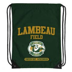 Lambeau Field Team Spirit Drawstring Backpack
