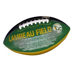 Lambeau Field Aerial View Football