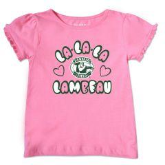 Lambeau Field Toddler Ruffle T-Shirt