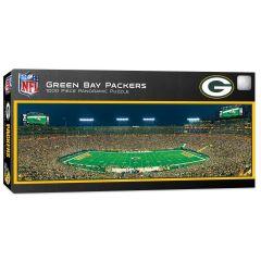 Packers Stadium Panoramic Puzzle
