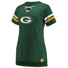Packers Women's Plus Size Athena Icon Jersey Top