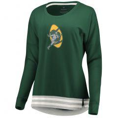 Packers Women's Plus Size Roaring Vintage Crew