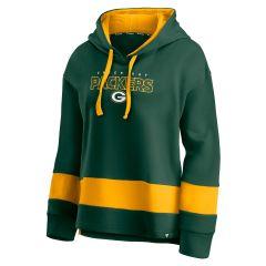 Packers Women's  Plus Size Colors of Pride Hoodie