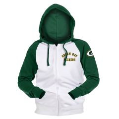 Packers Women's Plus Size French Terry Hoodie