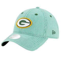 Packers Women's Preppy Stripe 9Twenty Cap