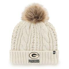 Packers Womens 47 Meeko Cuff Knit Hat