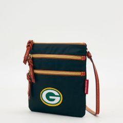 Packers Dooney & Bourke Camden Sport Triple Zip