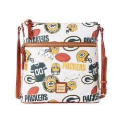 Packers Dooney & Bourke Gameday Crossbody Bag