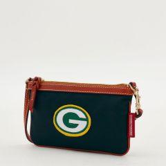 Packers Dooney & Bourke Camden Sport Wristlet