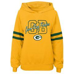 Packers Juniors Sidelines PO Hoodie
