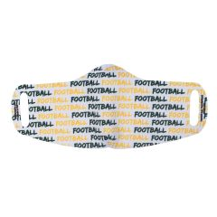 Hometown All-Over Football Face Cover