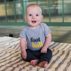 Hometown Infant Football Bodysuit