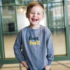 Hometown Toddler Football Basic T-Shirt