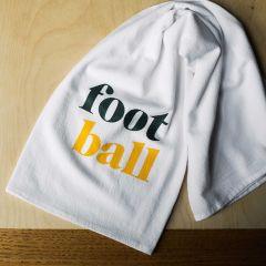 Hometown Football Tea Towel