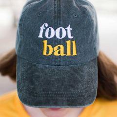 Hometown Football Twill Cap