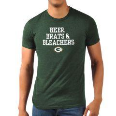 Hometown Beer, Brats & Bleachers T-Shirt