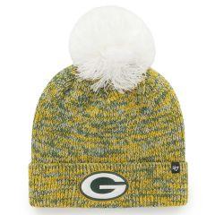 Packers 47 Womens Triple Cross Cuff Knit Hat