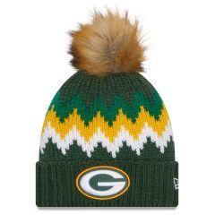 Packers Women's Glacier Cuff Knit Hat