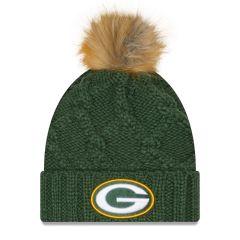 Packers Women's Luxe Cuff Knit Hat