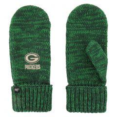 Packers Womens 47 Meeko Knit Mittens