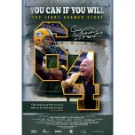 You Can If You Will - Jerry Kramer Blu-Ray & DVD