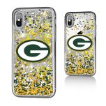 Packers Confetti iPhone X/XS Phone Case