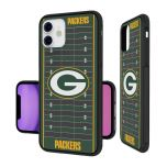 Packers Football Field iPhone 11 Bump Case