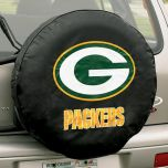 Green Bay Packers Tire Cover