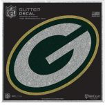 Packers Glitter Decal