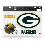 Packers Team Magnet Set