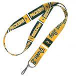 Green Bay Packers Retro Logo Lanyard
