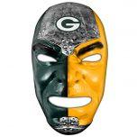 Green Bay Packers Fan Face