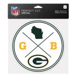 Packers Badge Decal