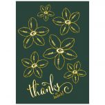Packers Thanks A Bunch Greeting Card