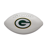 Packers Official Size Team Autograph Football
