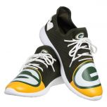 Packers Knit Color-Blocked Big Logo Sneaker