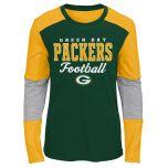 Packers Girls Half Time T-Shirt