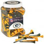 Packers Jar of 175 Golf Tees