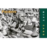 Packers Pro Shop Gift Card - Bart Starr