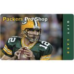 Packers Pro Shop Gift Card - Aaron Rodgers