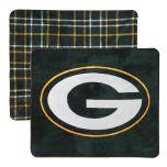 Green Bay Packers Denali 2-Sided Blanket