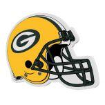 Packers Helmet Sign