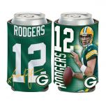 Packers #12 Aaron Rodgers Can Cooler