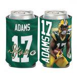 Packers #17 Davante Adams Can Cooler