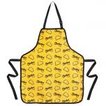 Packers Cheesehead® 2-Sided Grill Apron