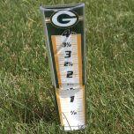 Green Bay Packers Rain Gauge