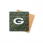 Packers Go Pack Go Coaster